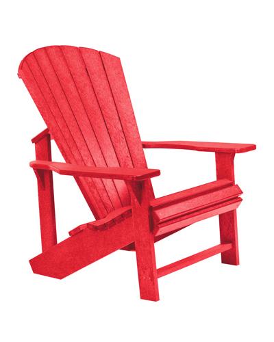 Kunststof Loungestoel Voor Buiten Canadiens Adirondack